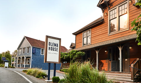 Olema House, front view