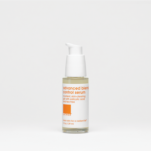 advance blemish control serum product