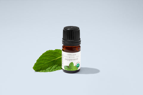 USDA Organic Certified Peppermint Essential Oil
