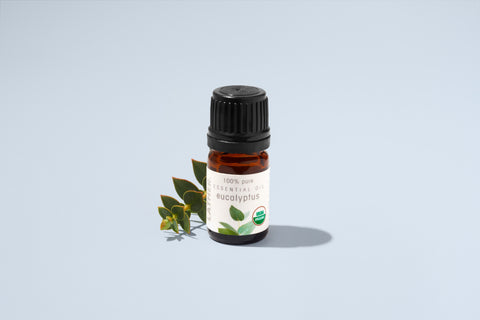 USDA Certified Organic Eucalyptus Essential Oil