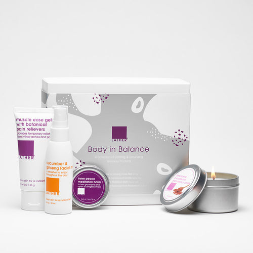 body in balance survival gift set
