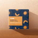 Celebration Bamboo Scrub box
