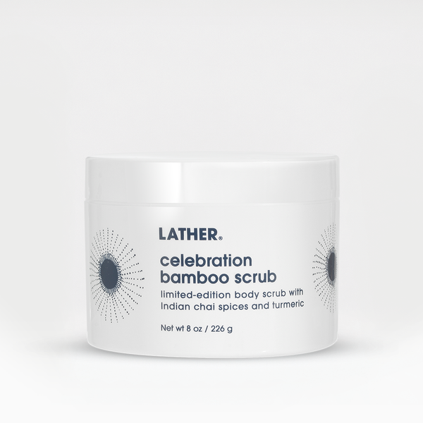 Celebration Bamboo Scrub Product Image