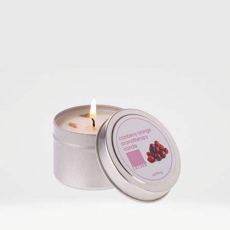 Cinnamon Orange & Clove Candle