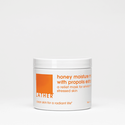 Honey Moisture Mask with Propolis Extract