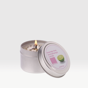 Lavender Lime Candle 4 oz
