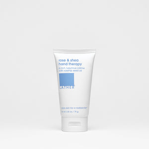 rose and shea hand therapy cream