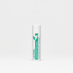 Spearmint Lip Balm Broad Spectrum SPF 15
