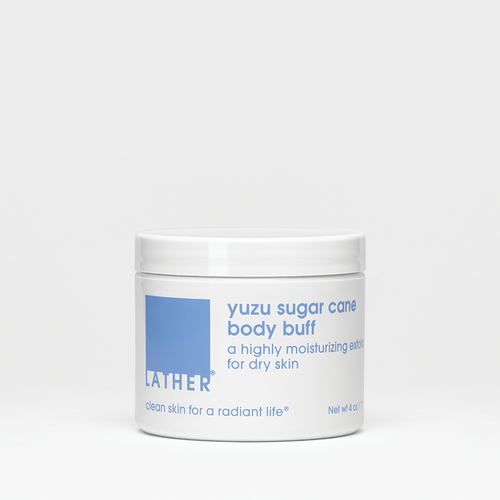 Yuzu Sugar Cane Body Buff
