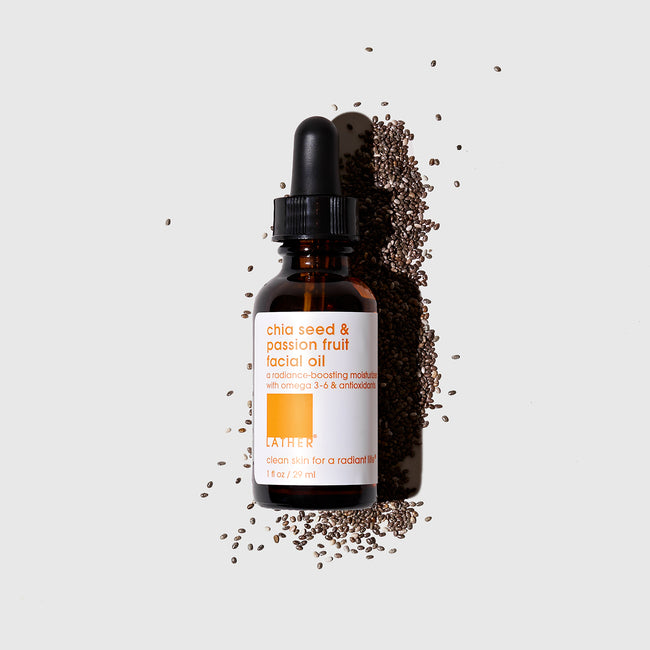 Chia Seed & Passion Fruit Facial Oil
