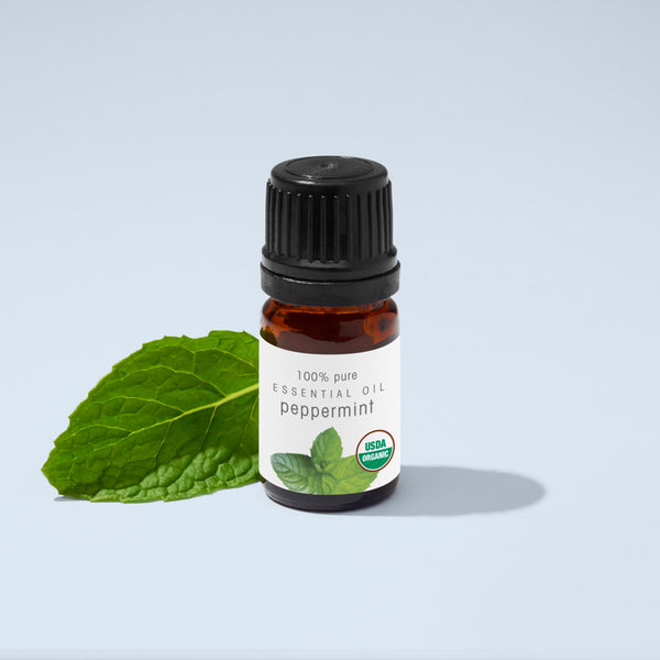 mint essential oil certified organic