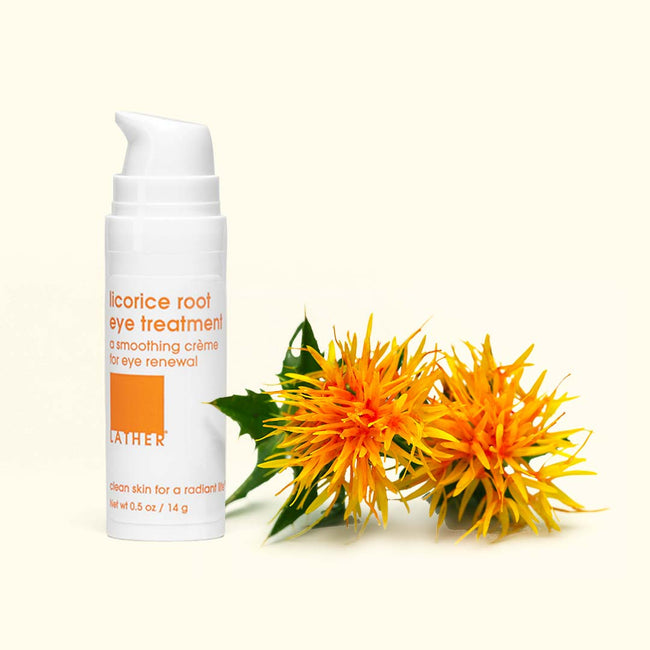 Licorice Root Eye Treatment for the delicate eye area rich in antioxidants