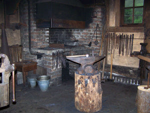 foyer de forge