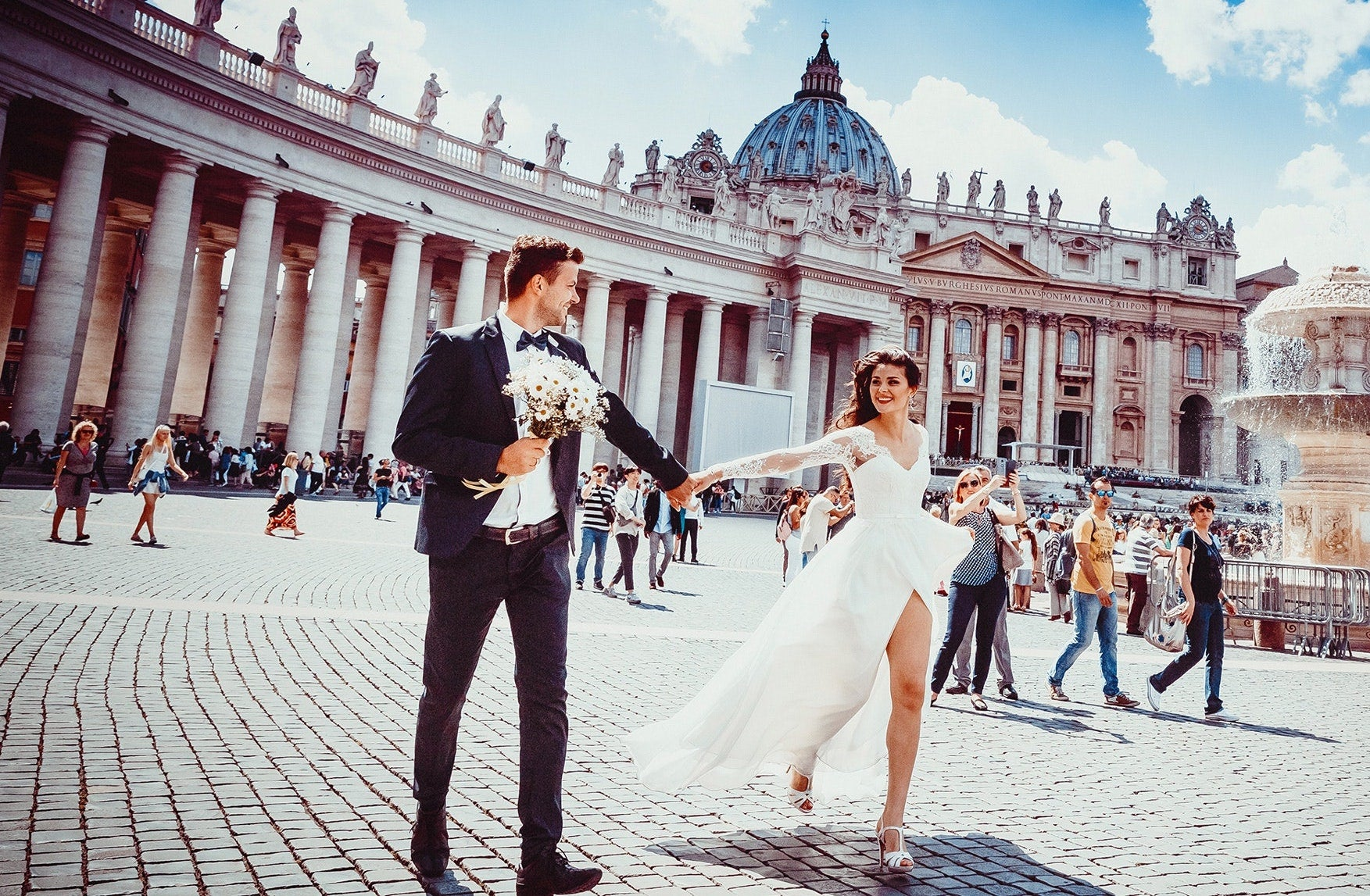 5 Ideas For a More Exciting Wedding