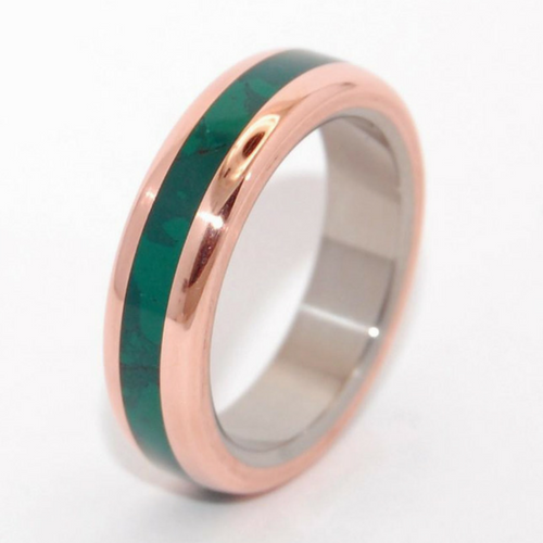 Copper + Jade