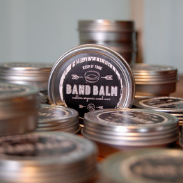 Band Balm - For Wooden Rings