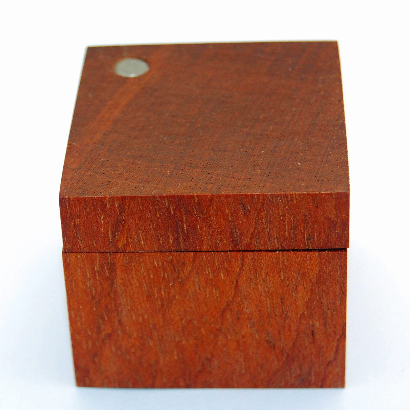 Cherry Wood Ring Box