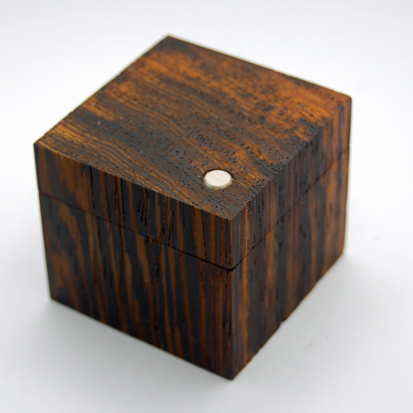 Wenge Wood Ring Box