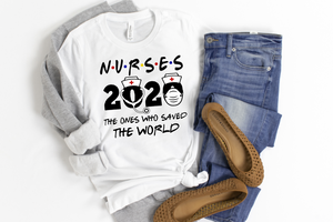 NURSES 2020 - Hot Mess Mom Designs