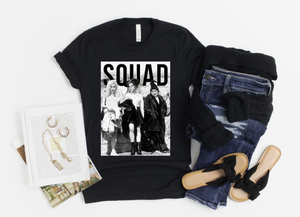 Scary Movie Squad Shirt - Hot Mess Mom Designs