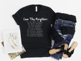 Love Thy Neighbor - Hot Mess Mom Designs