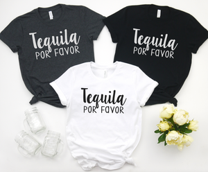 Tequila Por favor - Hot Mess Mom Designs