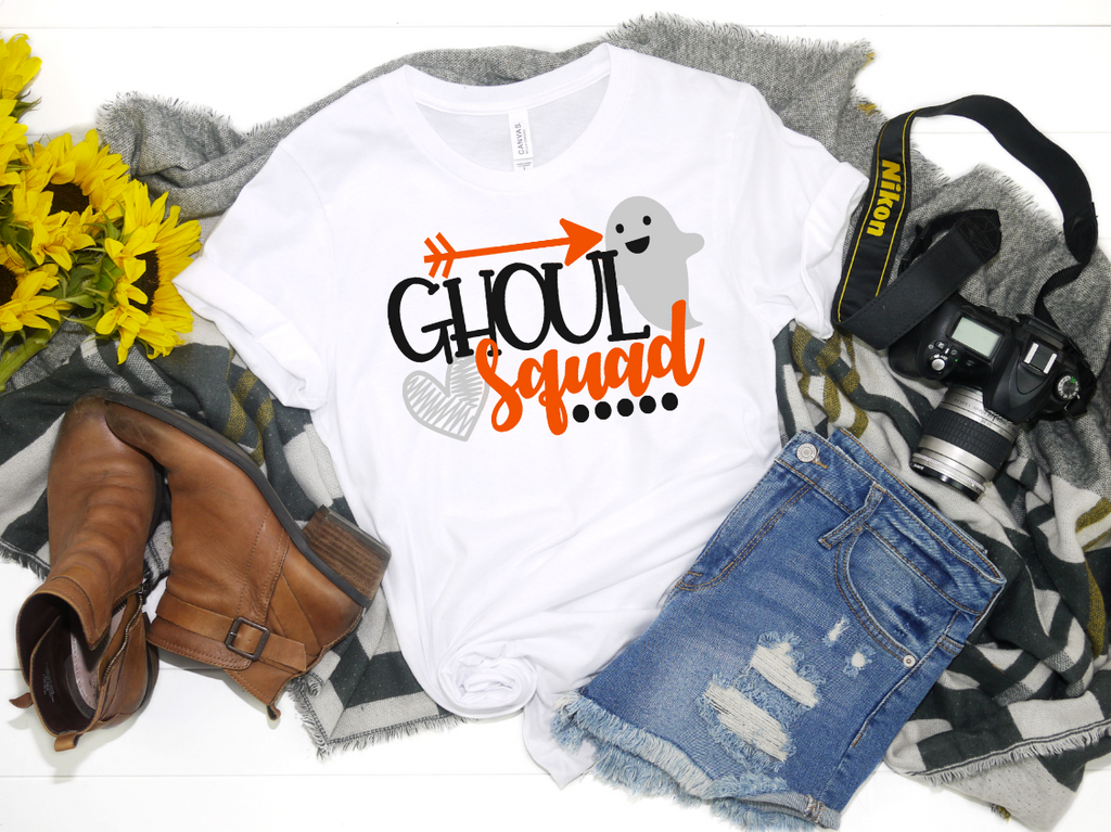 Ghoul Squad - Hot Mess Mom Designs