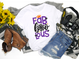 Fab- Boo- Lous Halloween Shirt - Hot Mess Mom Designs