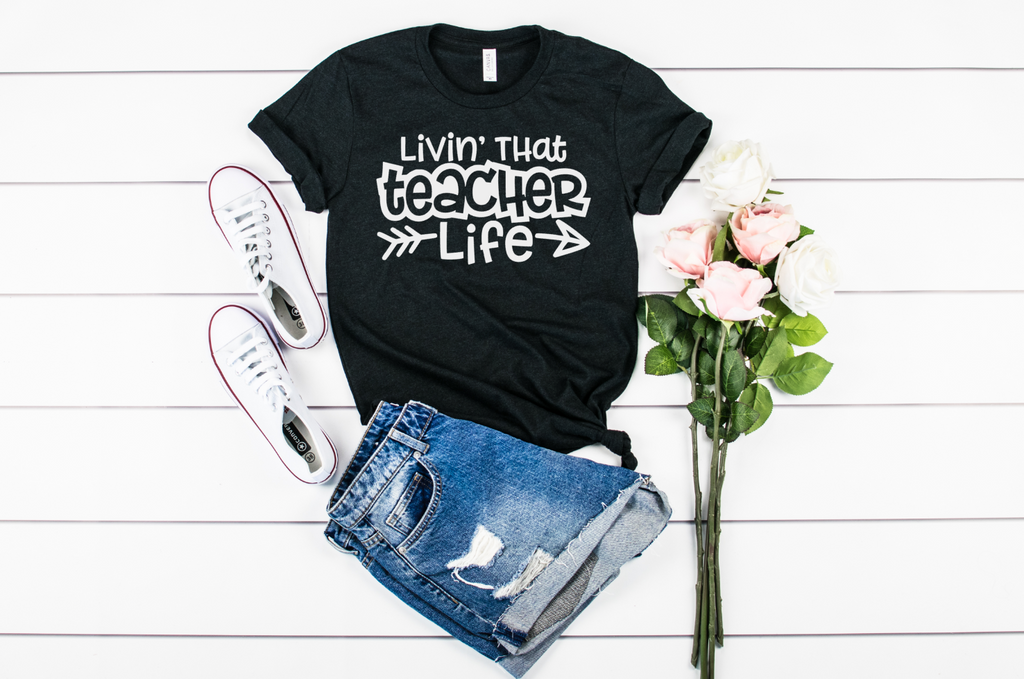 living that teacher life - Hot Mess Mom Designs