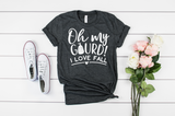 Oh My Gourd I Love Fall - Hot Mess Mom Designs