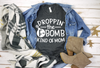 Dropping the F Bomb Kind of Mom - Hot Mess Mom Designs