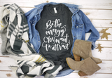 Be the Energy You Want to Attract - Hot Mess Mom Designs