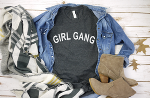 Girl Gang - Hot Mess Mom Designs
