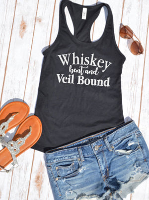 Whiskey Bent and Veil Bound - Hot Mess Mom Designs