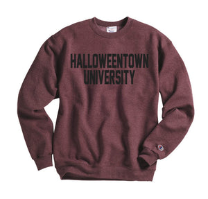 halloweentown univeristy sweatshirts