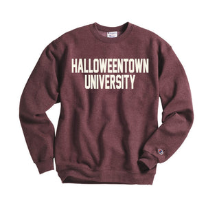 halloweentown univeristy sweatshirts - Hot Mess Mom Designs