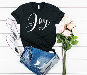 Joy Tshirt - Hot Mess Mom Designs