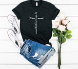 I am Saved, by this amazing grace unisex shirt - Hot Mess Mom Designs