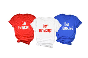 Day Drinking Shirt - Hot Mess Mom Designs