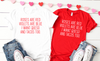 Valentines Day Queso Shirt - Hot Mess Mom Designs