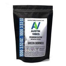 Load image into Gallery viewer, Austin Vibes 100g (3.53oz) Green Borneo Kratom Powder