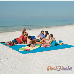 Tapis de plage anti sable - Pool-Fiesta