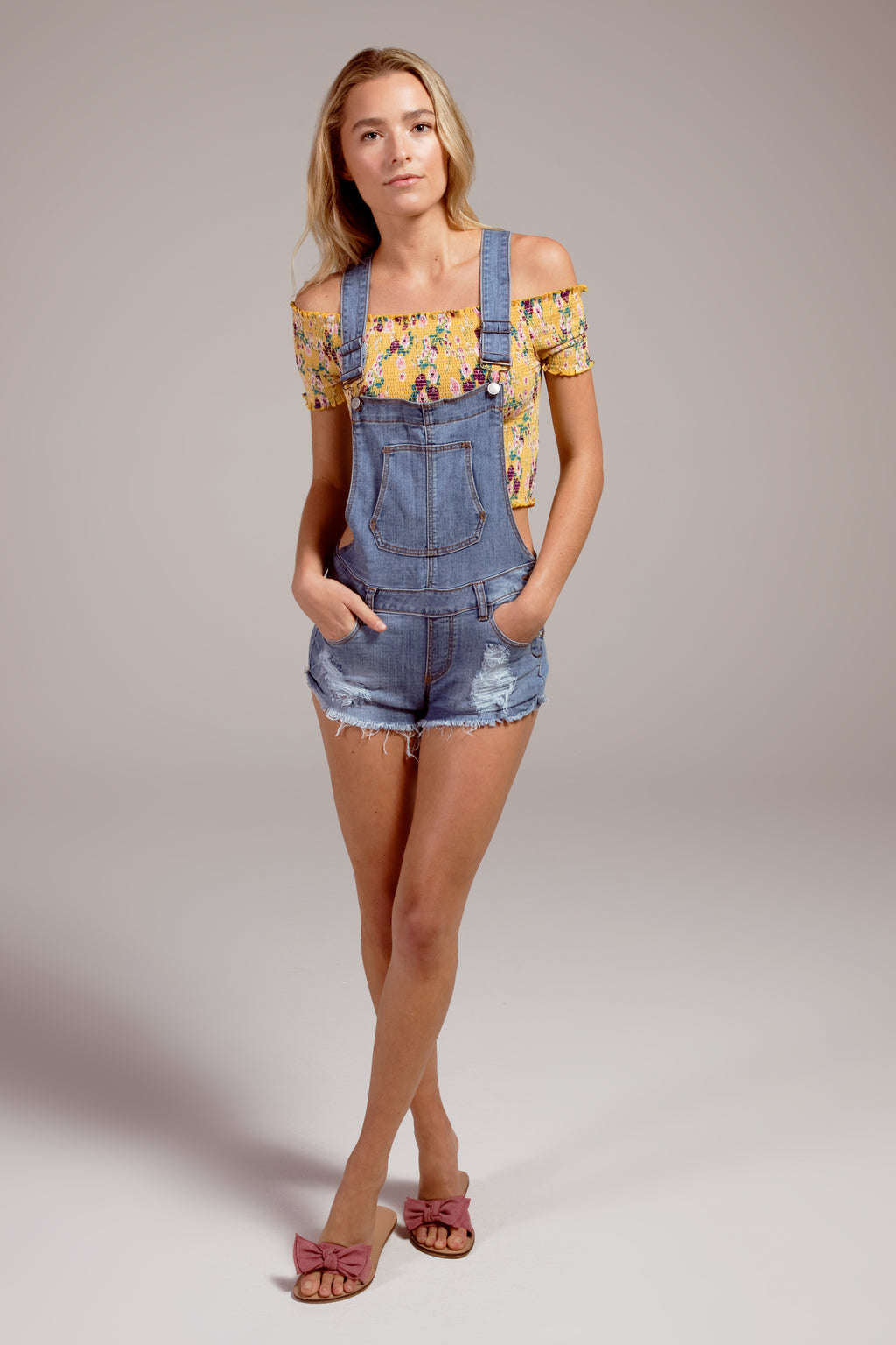 Comfy Cactus Delilah Overall