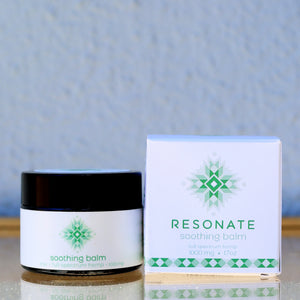 Soothing CBD Balm with Hemp, Arnica, and Menthol