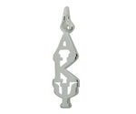 Alpha Kappa Psi Greek Sorority Lavalier Charm Drop Necklace - DKGifts.com