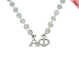 Alpha Phi Sorority Jewelry Choker Floating Sorority Necklace
