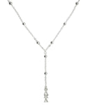 Alpha Xi Delta Beaded Y Sorority Necklace Jewelry