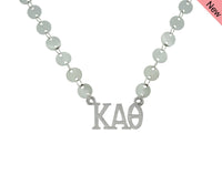 Kappa Alpha Theta Sorority Jewelry Choker Floating Sorority Necklace