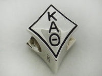 Kappa Alpha Theta Kite Greek Sorority Bead European Big Hole Bead