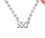 Kappa Kappa Gamma Sorority Jewelry Choker Floating Sorority Necklace